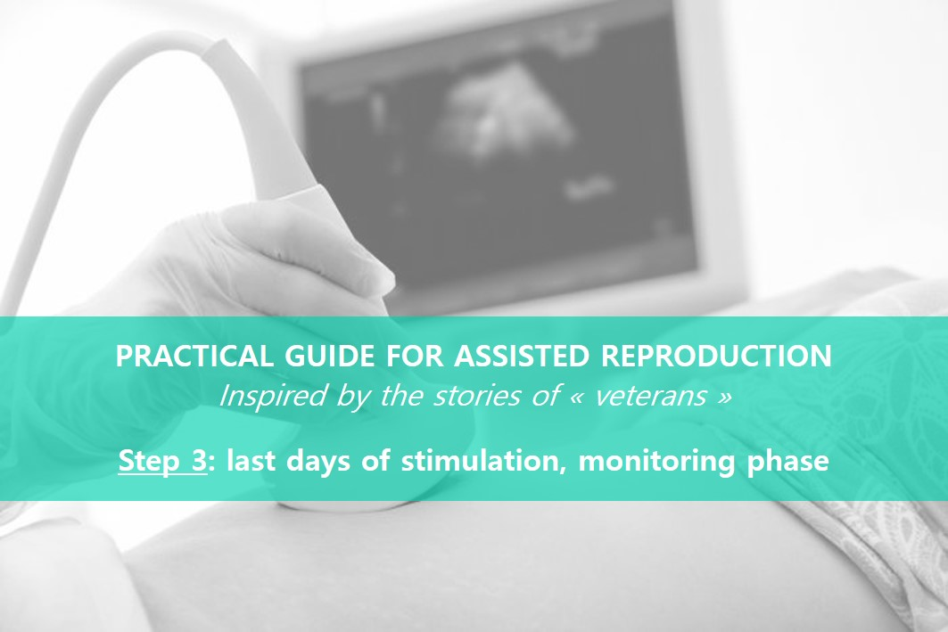 PRACTICAL GUIDE FOR ASSISTED REPRODUCTION: STEP 3