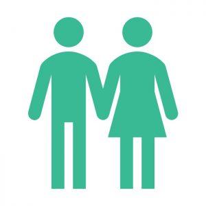 Couple avec problèmes de fertilité