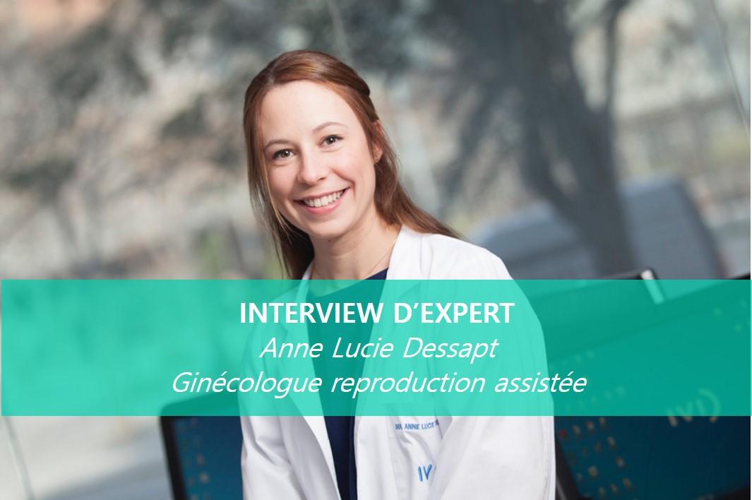 Dr Dessapt, gynécologue spécialisée en reproduction assistée à Barcelone